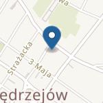 Przedszkole nr 3 w Jędrzejowie na mapie