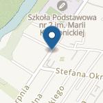 Miejskie Przedszkole Nr4 z Oddziałami Integracyjnymi w Sochaczewie na mapie