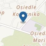 Publiczne Przedszkole w Wielgiem na mapie