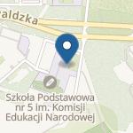 Przedszkole Miejskie nr 7 w Jaworznie na mapie