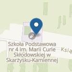 Przedszkole Publiczne nr 2 w Skarżysku-Kamiennej na mapie