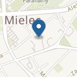 Przedszkole Miejskie nr 1 w Mielcu im. Kubusia Puchatka na mapie