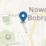 Miejsko-Gminne Przedszkole Samorządowe w Nowogrodzie Bobrzańskim na mapie
