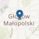 Publiczne Przedszkole w Głogowie Małopolskim na mapie