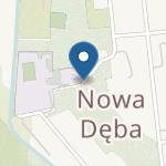 Przedszkole nr 1 w Nowej Dębie na mapie
