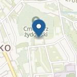 Przedszkole Samorządowe im. Misia Uszatka w Lesku na mapie