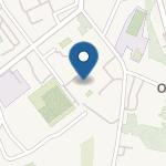 Przedszkole Miejskie nr 1 w Krośnie na mapie