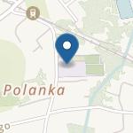 Miejskie Przedszkole nr 10 w Krośnie na mapie