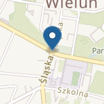 Publiczne Przedszkole nr 4 w Wieluniu na mapie