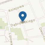 Przedszkole Samorządowe nr 1 im. Kubusia Puchatka w Czersku na mapie