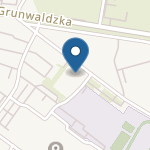 """Przedszkole Miejskie nr 15 """"Bajka"""" na mapie"""
