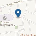 Przedszkole Publiczne nr 8 w Strzelcach Opolskich na mapie