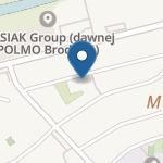 Przedszkole Niepubliczne Bajeczka w Brodnicy na mapie