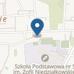 Niepubliczne Przedszkole w Borkach-Kosach na mapie