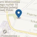 Gminne Przedszkole Publiczne w Jejkowicach na mapie