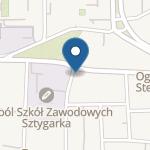 Niepubliczne Przedszkole Tęczowa Kraina w Dąbrowie Górniczej na mapie