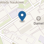 """Pierwsze Prywatne Przyjazne Przedszkole """"Pppp"""" w Dąbrowie Górniczej na mapie"""