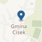 Gminne Przedszkole w Cisku na mapie
