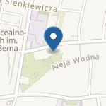 Publiczne Przedszkole nr 7 z Grupą Wczesnoprzedszkolną z Opieką Pielęgniarską w Kluczborku na mapie