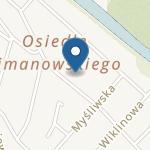 Przedszkole nr 1 im. Akademia Bystrzaka w Augustowie na mapie