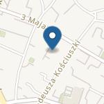 Przedszkole nr 5 Krasnala Hałabały w Bielsku Podlaskim na mapie