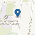 """Publiczne Przedszkole """"Tekakwita"""" w Wasilkowie na mapie"""