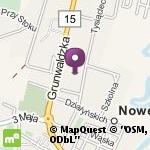 Przedszkole Miejskie w Nowym Mieście Lubawskim na mapie