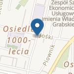 Przedszkole nr 11 im. Marii Konopnickiej w Rybniku na mapie