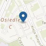 Niepubliczne Przedszkole Artystyczno-Sportowe Sportart na mapie