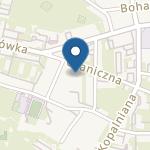 Przedszkole Miejskie nr 14 im. Jana Brzechwy w Starachowicach na mapie