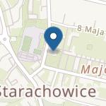 Przedszkole Miejskie nr 2 im. Kubusia Puchatka w Starachowicach na mapie