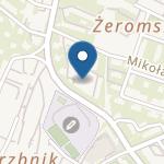 Przedszkole Miejskie nr 7 w Starachowicach na mapie