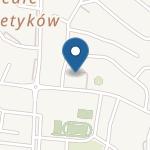 Przedszkole Publiczne przy ul. Madalińskiego 1 w Połańcu na mapie