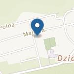 Zespół Szkolno - Przedszkolny nr 1w Bartoszycach Przedszkole Publiczne nr 6 w Bartoszycach na mapie