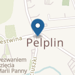 Przedszkole nr 2 w Pelplinie na mapie