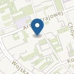 """Miejskie Przedszkole """"Niezapominajka"""" w Ełku na mapie"""