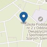 Przedszkole Miejskie w Lidzbarku na mapie