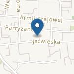 Przedszkole Samorządowe nr 1 w Gołdapi na mapie