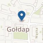 """Przedszkole Niepubliczne """"Bajka"""" w Gołdapi na mapie"""