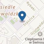 """Przedszkole Miejskie nr 3 """"Pod Żaglami"""" na mapie"""