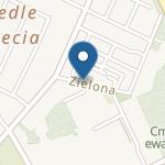 Przedszkole nr 6 im. Misia Uszatka w Ostrzeszowie na mapie