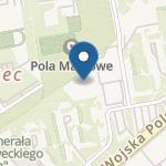 """Niepubliczne Przedszkole """"Calineczka"""" na mapie"""