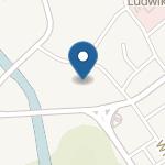 """Niepubliczne Przedszkole """"Niezapominajka"""" w Kaliszu na mapie"""