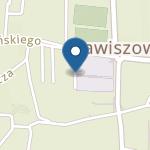 """Przedszkole nr 4 """"Pod Tęczą"""" w Jawiszowicach na mapie"""