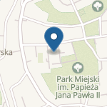 Przedszkole Publiczne nr 1 w Kamieniu Pomorskim na mapie
