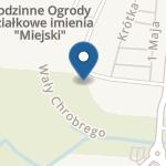 Przedszkole Publiczne nr 4 w Pyrzycach na mapie