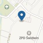 """Publiczne Przedszkole nr 2 """"Pod Topolą"""" w Świdwinie na mapie"""