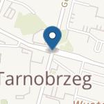 Przedszkole nr 17 w Tarnobrzegu na mapie