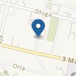 Miejskie Przedszkole nr 3 Integracyjne z Oddziałami Specjalnymi w Zgierzu na mapie