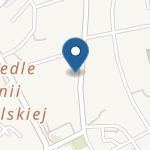 """Miejskie Przedszkole nr 1 """"Kraina Uśmiechu"""" na mapie"""
